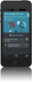 Tasks for iPhone